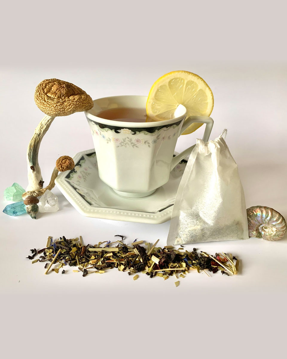 shroom tea